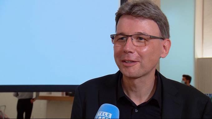 Thumb for 'Neuer Regierungsrat Dieter Egli (SP): «Nächstes Jahr beginnt ein völlig neues Leben» '