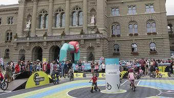 Velofestival in Bern