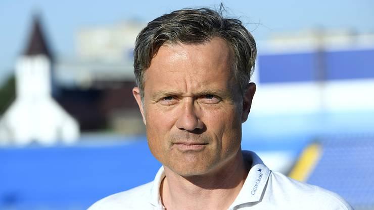 SFV-Generalsekretär Alex Miescher zieht nach der Polemik um seine Person die Konsequenzen