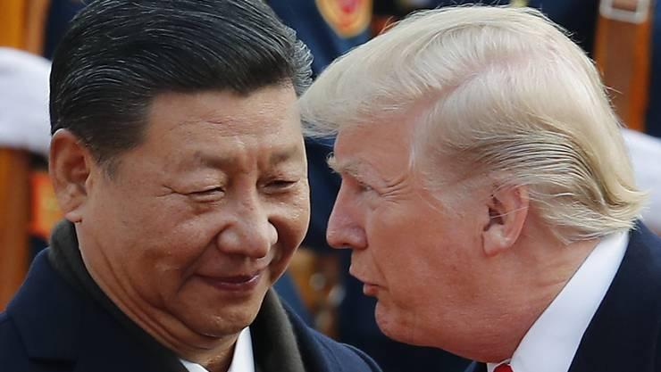 Nach zweitägigen intensiven Verhandlungen in Washington zwischen der chinesischen Regierung und dem Weissen Haus heisst es in einer gemeinsamen Erklärung: Beide Seiten hätten «effektive Massnahmen» vereinbart. (Archivbild)