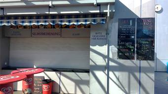 Die Diskussion um den Kiosk in der Fricker Badi hat sich beruhigt. az Archiv
