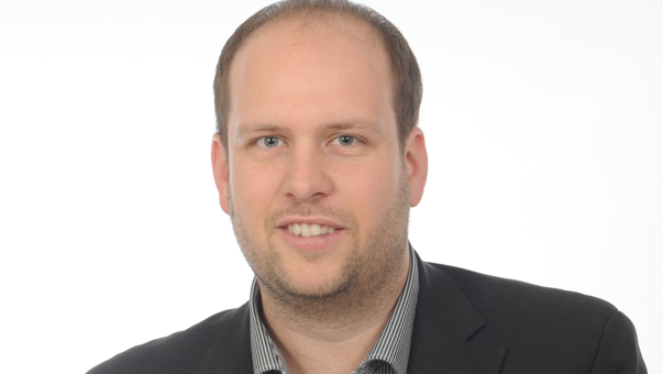 Sandro Müller kommt aus Luterbach und ist seit 2013 beim Amt für soziale Sicherheit tätig.