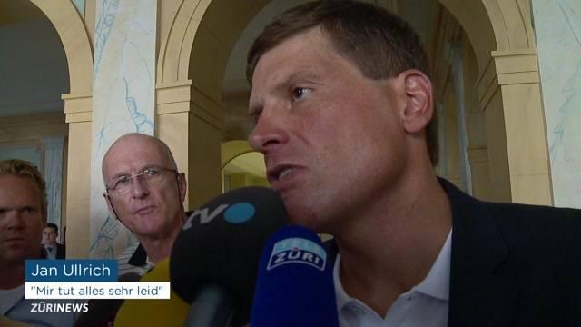 Ex-Radprofi Ullrich steht vor Gericht