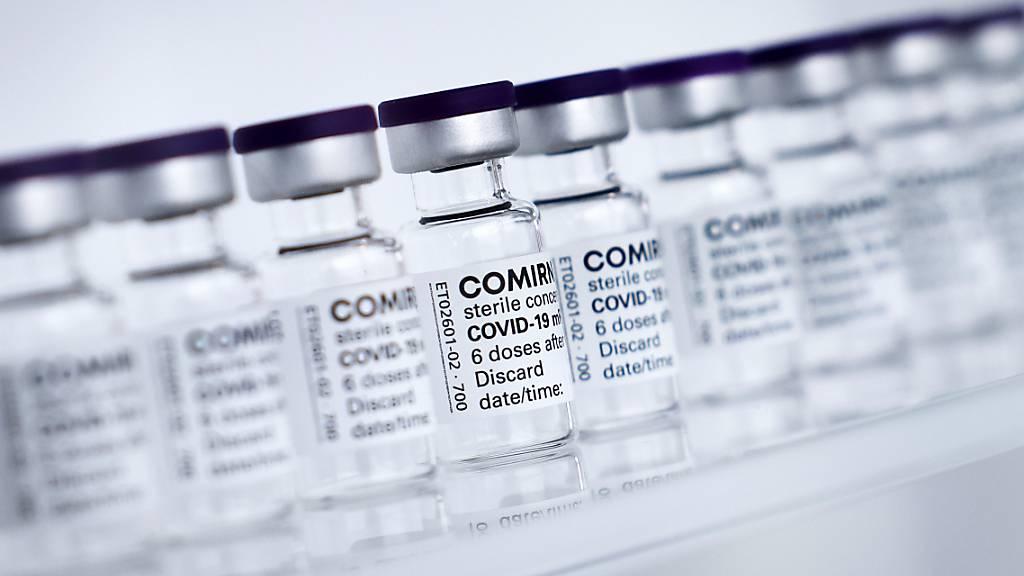 Corona-Impftstoff für Kinder: Pfizer stellt Antrag bei Swissmedic