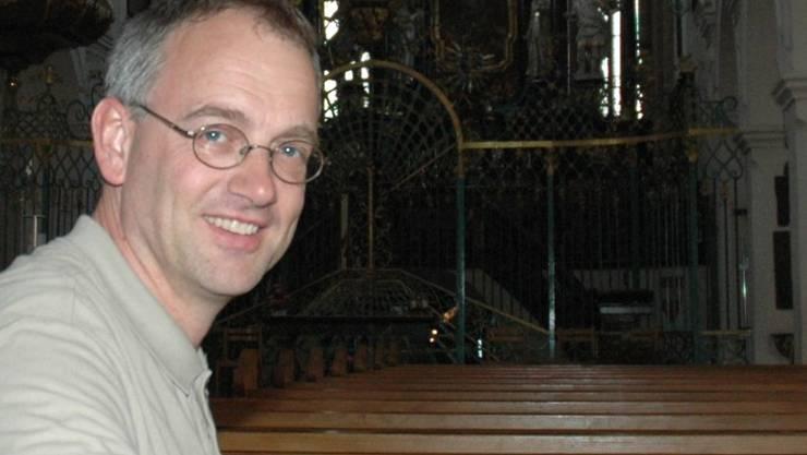 Pfarrer Urs Zimmermann quittiert den Kirchendienst und arbeitet künftig als Redaktor.