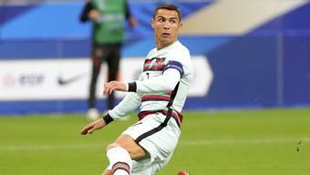 Cristiano Ronaldo musste nach dem positiven Test die Nationalmannschaft vorzeitig verlassen