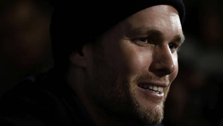 An ihm scheiden sich die Geister: Superstar-Quarterback Tom Brady.