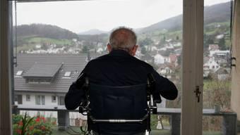83Prozent der Senioren möchten so lange wie möglich in den eigenen vier Wänden bleiben. Auch wenn sie pflegebedürftig werden.MARTIN GLAUSER/Keystone
