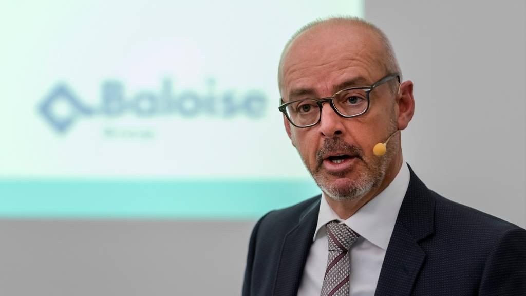 Gert De Winter ist seit 2016 CEO von Baloise.