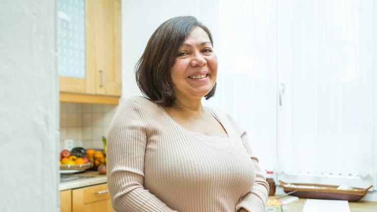 Die gebürtige Venezolanerin Lidia Vogt kam der Liebe wegen in die Schweiz. 2005 rief sie die Organisation «Nosotras Aargau» ins Leben.