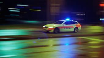 In Léchelles läuft derzeit ein Polizeieinsatz. (Symbolbild)