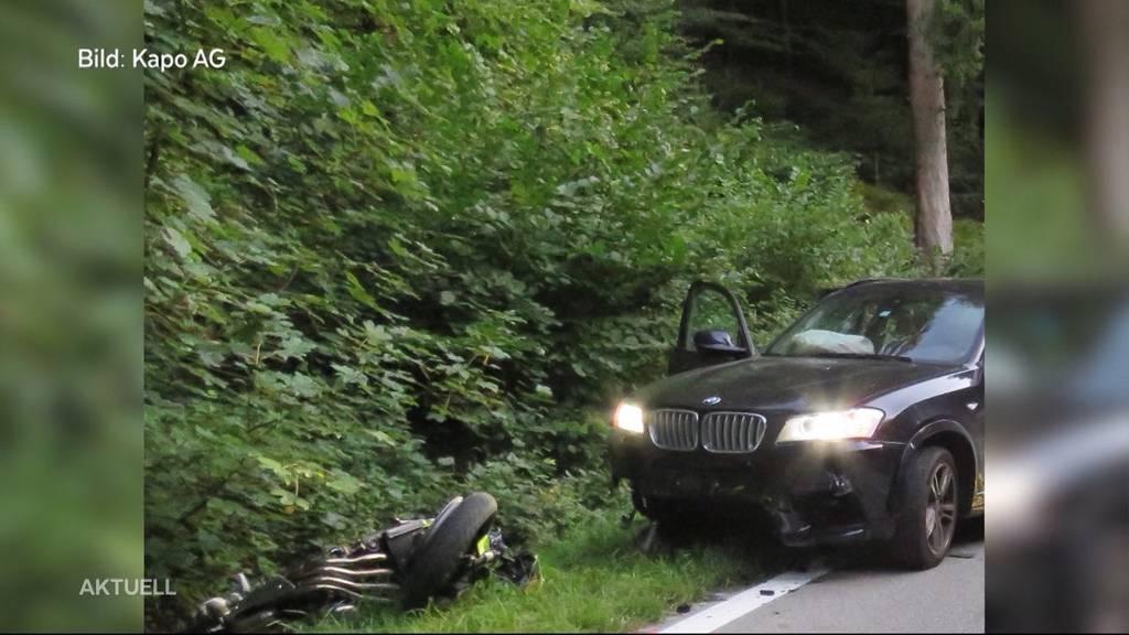 18-Jähriger verunfallt mit Motorrad tödlich