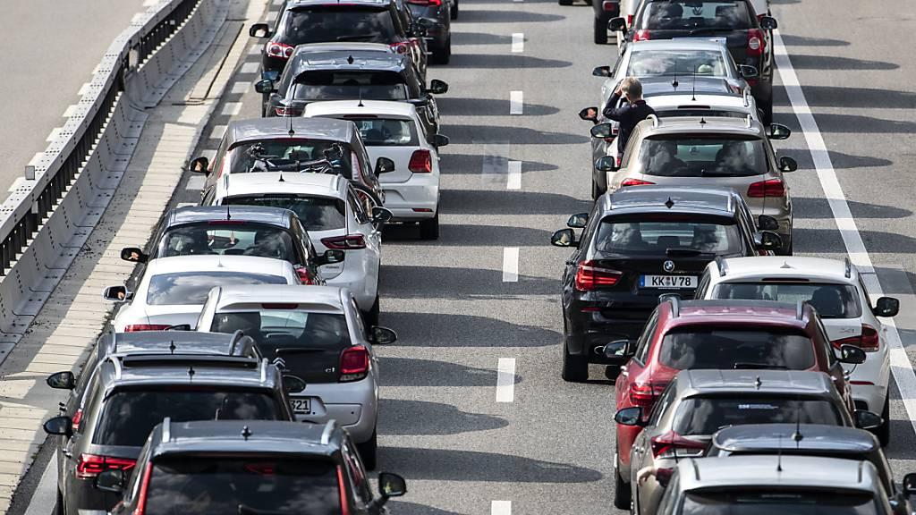 Mehrere Unfälle und Pannen zwischen Uzwil und Gossau – keine Wartezeiten mehr