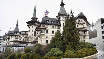 Der 50-jährige Schweizer, der am 15. September 2014 eine Prostituierte aus Polen im Dolder ermordete, anerkennt sein Urteil vom Zürcher Obergericht. (Archivbild)