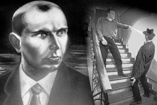 Die Ermordung Banderas.