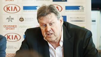 Roger Geissberger war Präsident des FC Aarau und führt Knecht Reisen seit mehr als 30 Jahren.