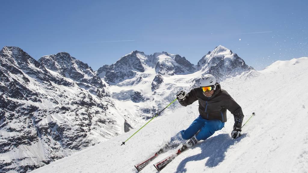 Ski-Unfälle: Beinverletzungen die häufigste Folge