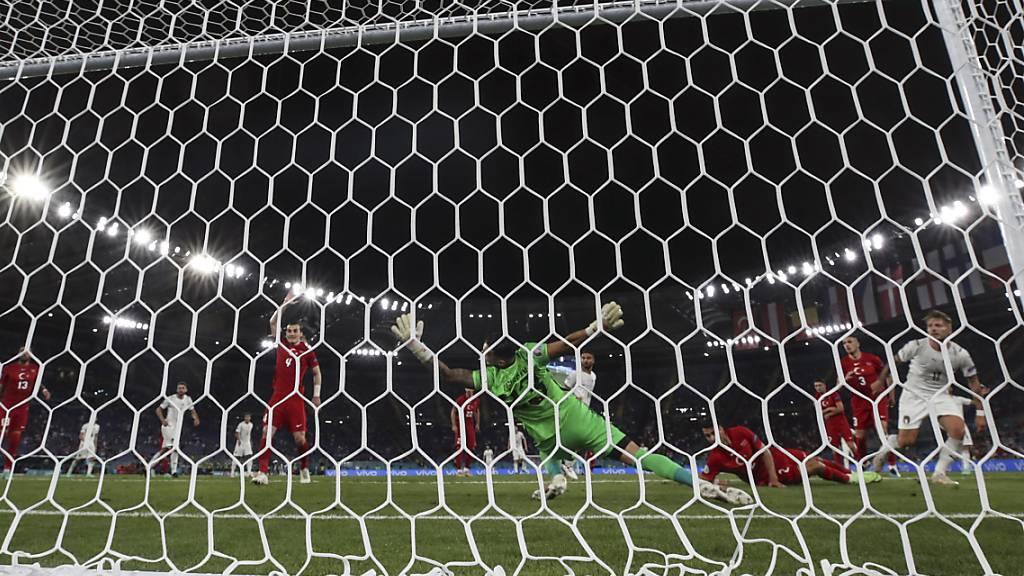 Italien lanciert die EM mit einem 3:0 gegen die Türkei