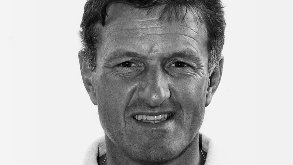 Ehemaliger Skitrainer Jacques Reymond gestorben