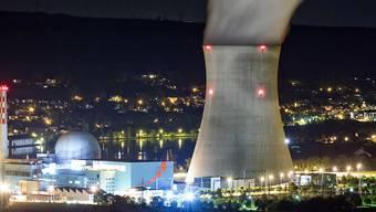 """""""Mehrfache menschliche Fehler im gesamten Arbeitsprozess"""": Die Atomaufsichtsbehörde Ensi kritisiert das AKW Leibstadt AG mit klaren Worten. (Archivfoto)"""