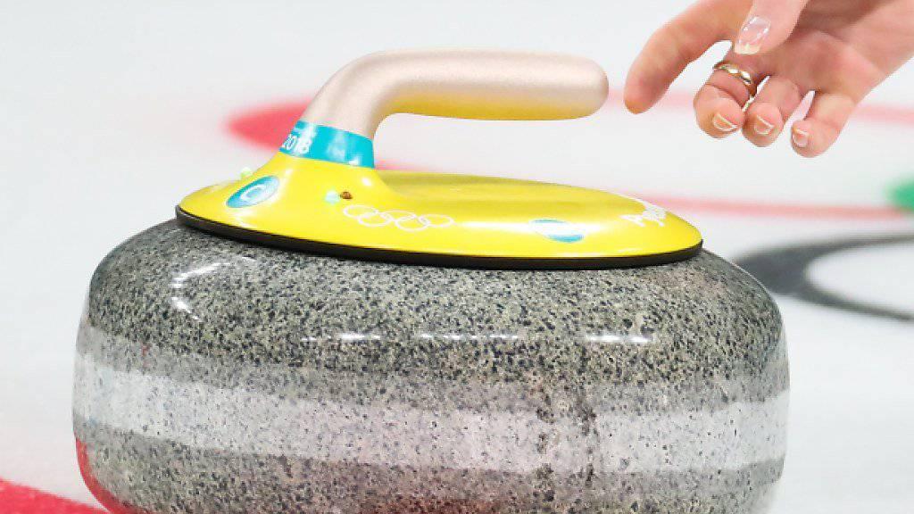 In Pyeongchang gehört das Mixed-Doppel erstmals zum olympischen Curling-Programm