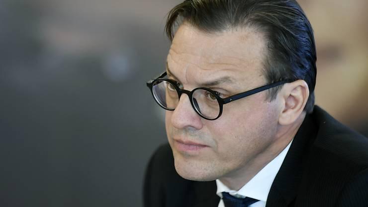 Patrick Frost, CEO von Swiss Life, beurteilt die aktuellen Vorschläge zur Reform der Altersvorsorge grundsätzlich positiv. (Archiv)