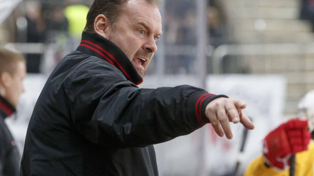 SCL-Trainer Heinz Ehlers wies Langnau den Weg zum Derby-Sieg