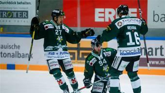 Swiss League, 9. Runde: HC Sierre - EHC Olten (05.10.2019)