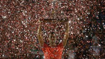 Laslo Djere widmete den ersten Titel auf der ATP-Tour seinen verstorbenen Eltern