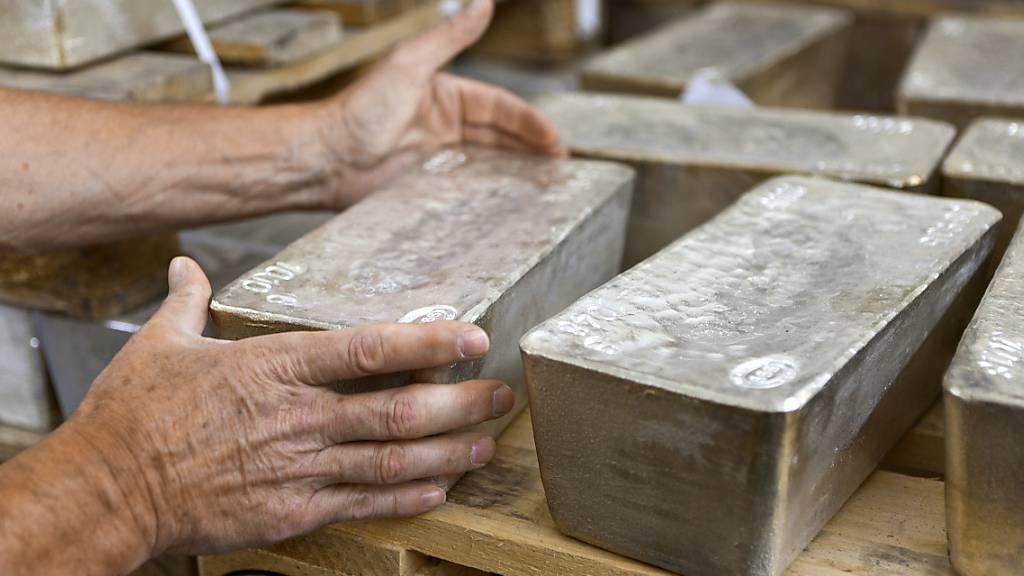 Silberpreis weiter im Höhenflug - Höchster Stand seit fünf Monaten