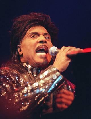 Am 28. Juli 1998 trat Little Richard zum letzten Mal in der Schweiz auf. Im Hallenstadion Zürich.