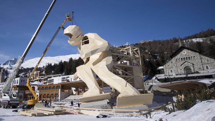 St. Moritz Auch während der Ski-WM noch freie Zimmer