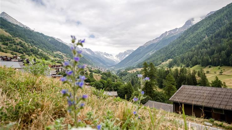 Ein Stück heile Welt: Das Lötschental im Wallis