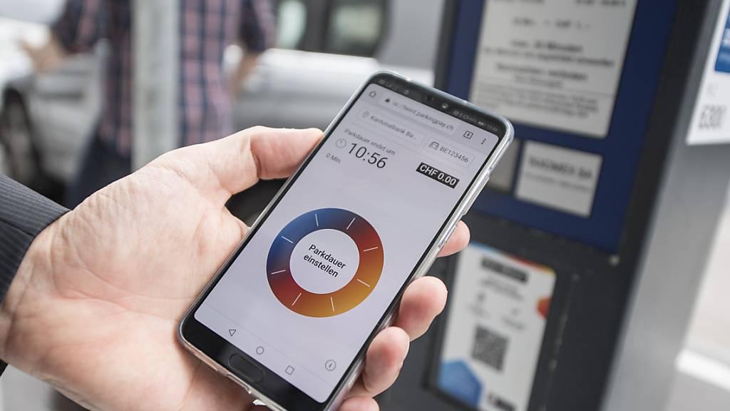Bezahl-Apps wie Twint erlebten während der Coronakrise einen Boom. (Archivbild)