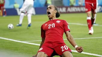 WM 2018: Impressionen vom Gruppenspiel Peru - Dänemark