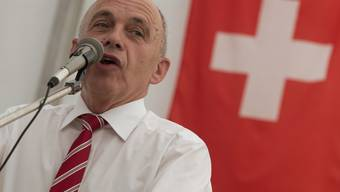 Ansprache von Bundespräsident Ueli Maurer am 1. August