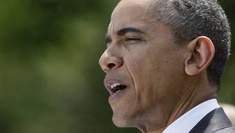Obama wird kommenden Donnerstag seine lang erwartete Rede halten (Archiv)