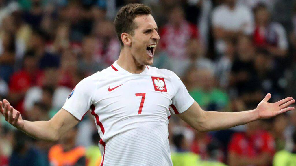 Hätte an der EM mit Polen gerne für Furore gesorgt: Arkadiusz Milik