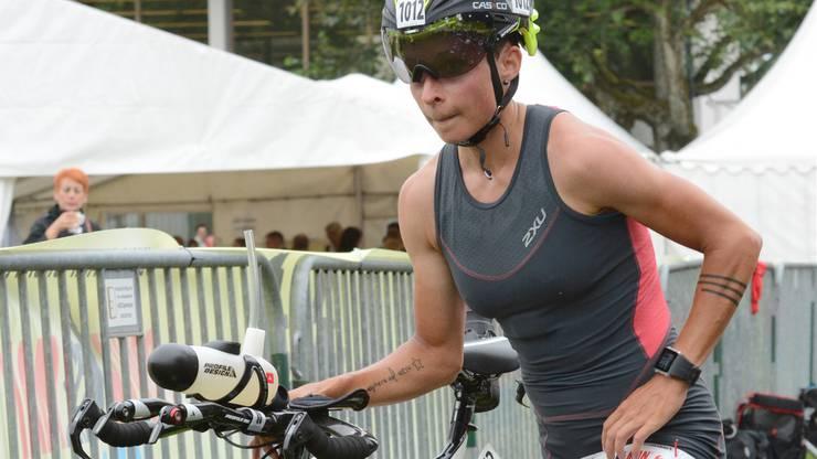 Die gebürtige Wikonerin Melanie Maurer war die schnellste Frau. mwy