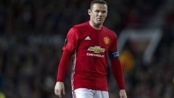 Bei Englands Captain Wayne Rooney scheint es momentan nicht nach Plan zu laufen.