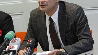 EDA-Sprecher Andreas Stauffer (Archiv)