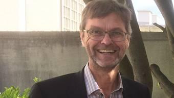 Andreas Brun ist Leiter des neu errichteten Pastoralraumes Olten. Der 53-Jährige ist verheiratet, Vater dreier erwachsener Kinder und stammt ursprünglich aus Hasle LU im Entlebuch.