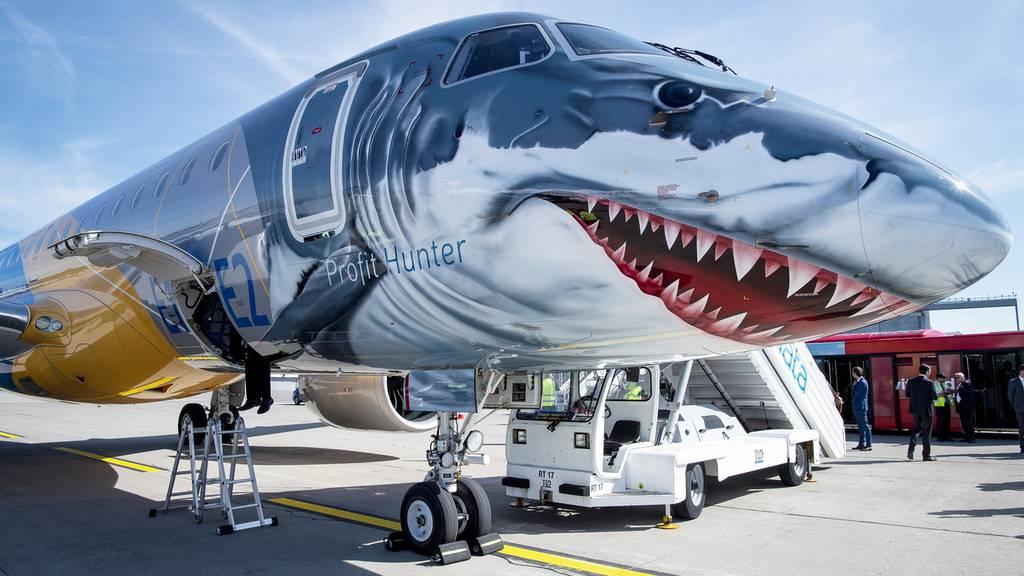 Mit diesem Hai fliegt ihr schon bald in die Ferien