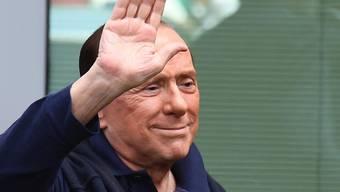 Silvio Berlusconi steigt bei der AC Milan aus