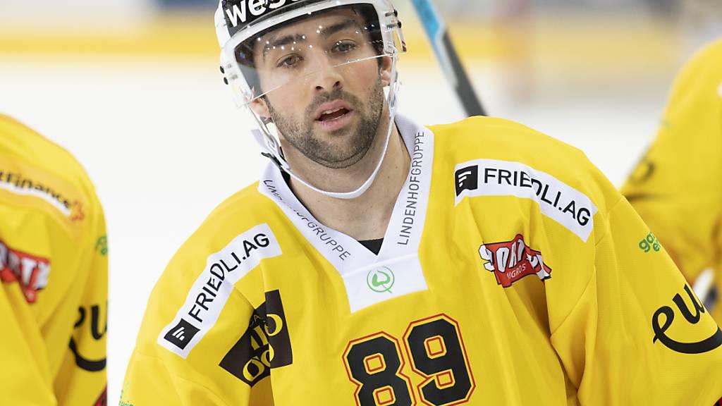 Bern mit drittem Sieg in Serie