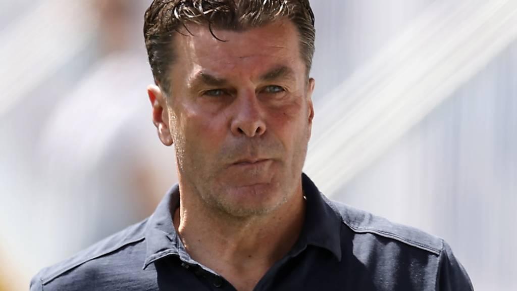 Hecking neuer Sportchef beim 1. FC Nürnberg