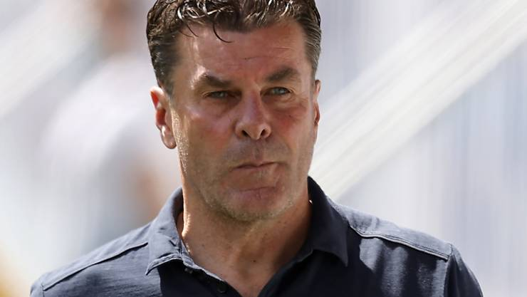 Dieter Hecking wird Sportchef in Nürnberg