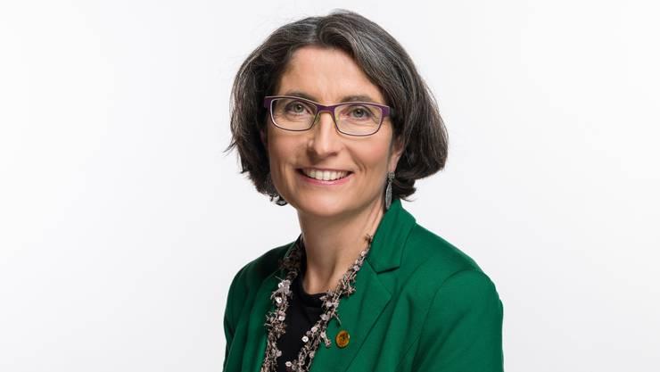 Grünen-Nationalrätin Manuela Weichelt-Picard präsidiert die nationalrätliche GPK-Subkommission «Gerichte und Bundesanwaltschaft».