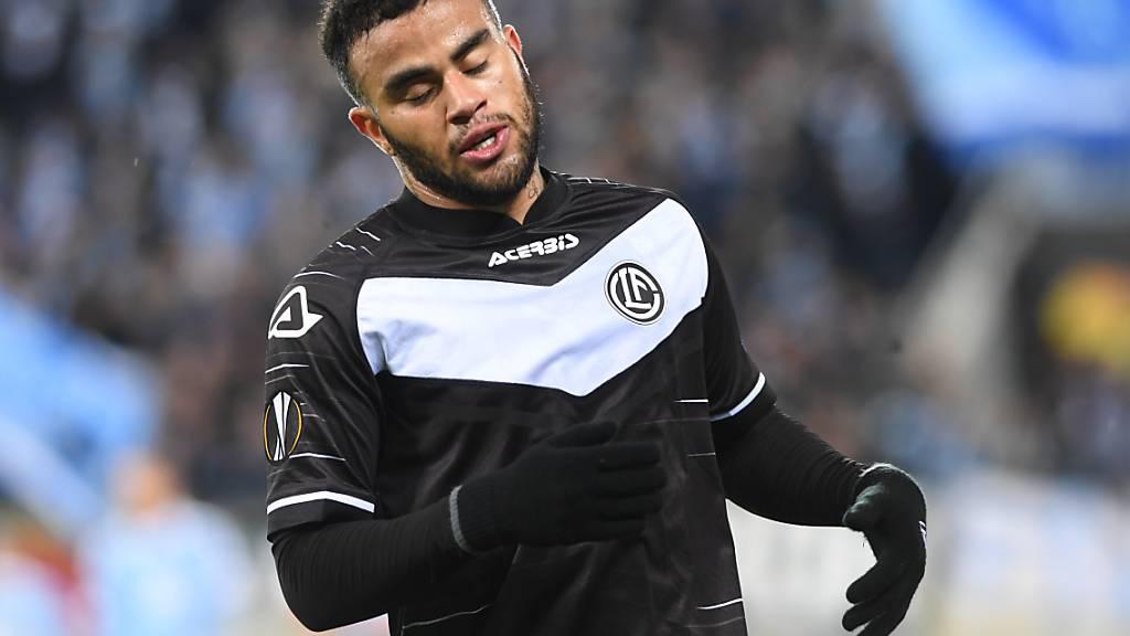 Carlinhos' Zeit beim FC Lugano ist abgelaufen