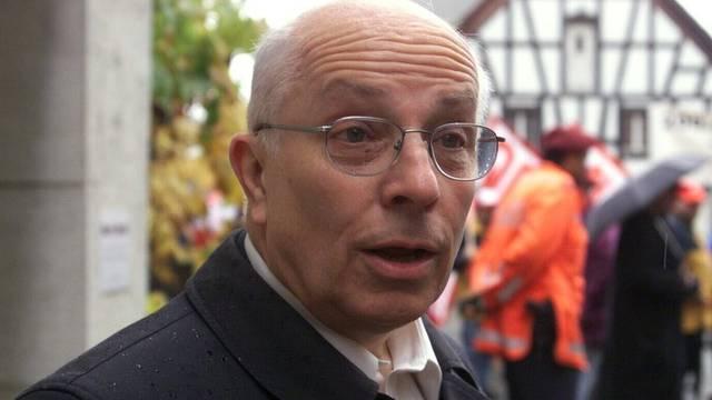 Gerhard Blocher im Jahr 1999 (Archiv)